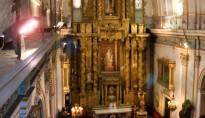 Iluminación Iglesia San lorenzo, padres franciscanos. Valencia