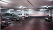 Instalación garaje Plaza Cisneros. Valencia