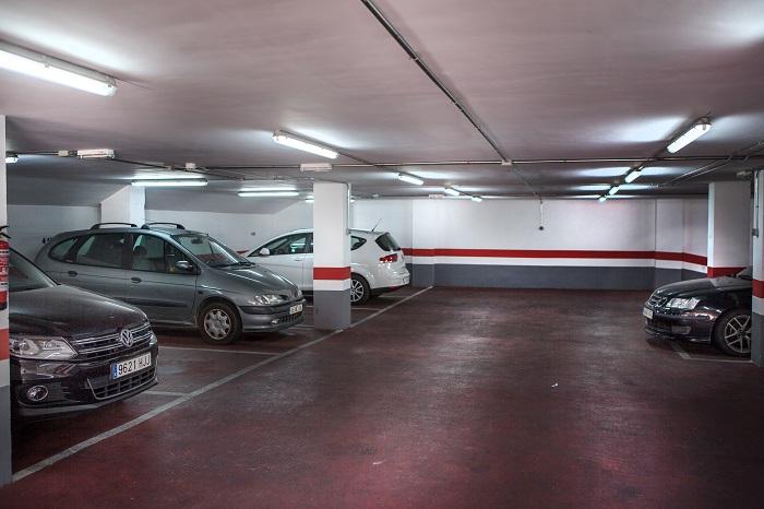 Proyectos realizados empresa de electricidad en valencia for Plaza garaje valencia