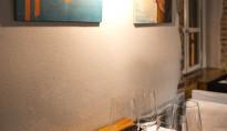 Instalación restaurante la comisaria. Barrio del carmen, Valencia