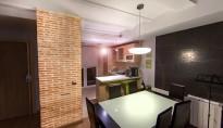 Instalacion vivienda. Atico duplex en el carmen