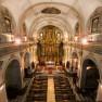 Iluminación-nave-central-y-altar-iglesia-San-Lorenzo-Padres-Franciscanos