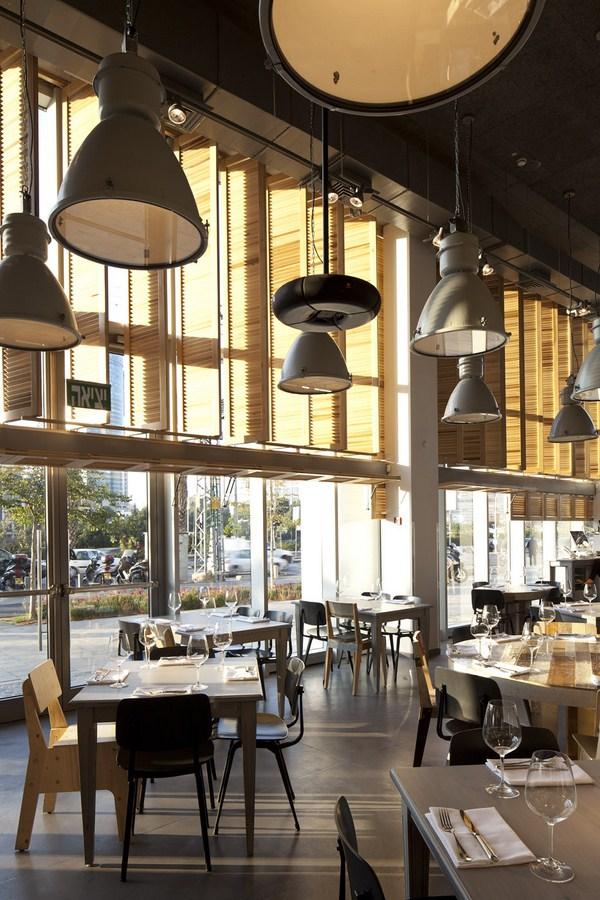 Instalación eléctrica restaurante Jaffa2