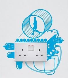 enchufes vinilo electricistas