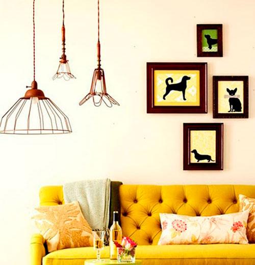 lmparas para iluminacin de interiores