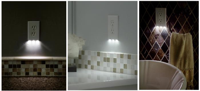 instalaciones electricas con LED