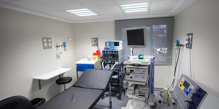 Instalación salas de endoscopia 6ª planta. Hospital virgen del consuelo, Valencia