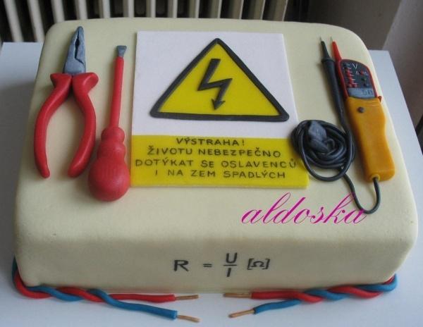 tarta electricista 4
