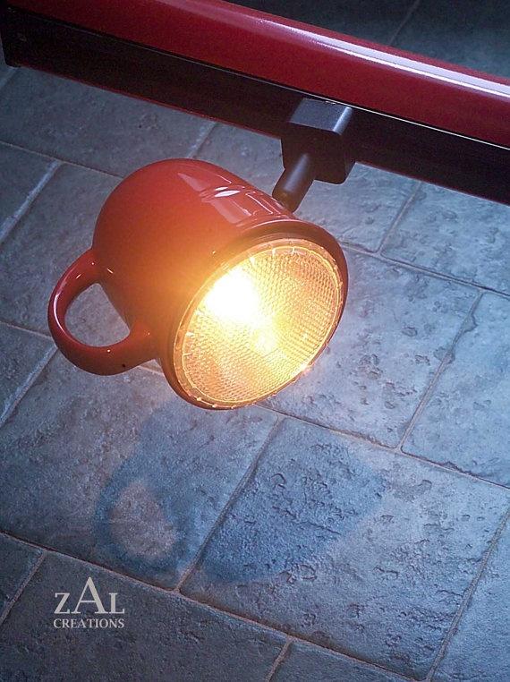 Lamparas originales para iluminaci n de interiores - Lamparas que den mucha luz ...