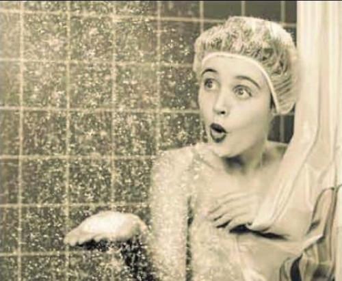 calambre ducha