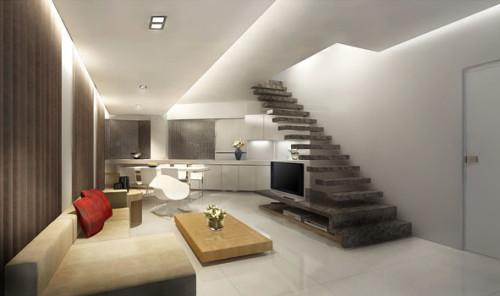 5 consejos para iluminar las principales habitaciones de casa - Lamparas para salones modernos ...