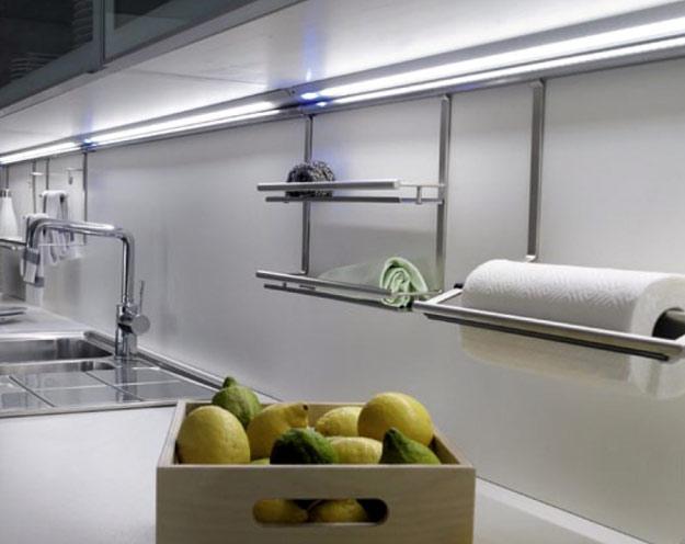 5 consejos para iluminar las principales habitaciones de casa - Iluminacion cocina led ...