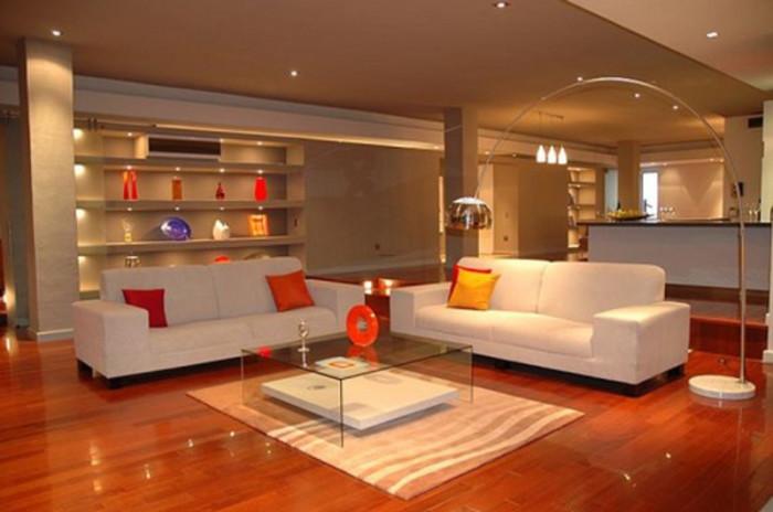 small apartment interior design, space saving design, apartment